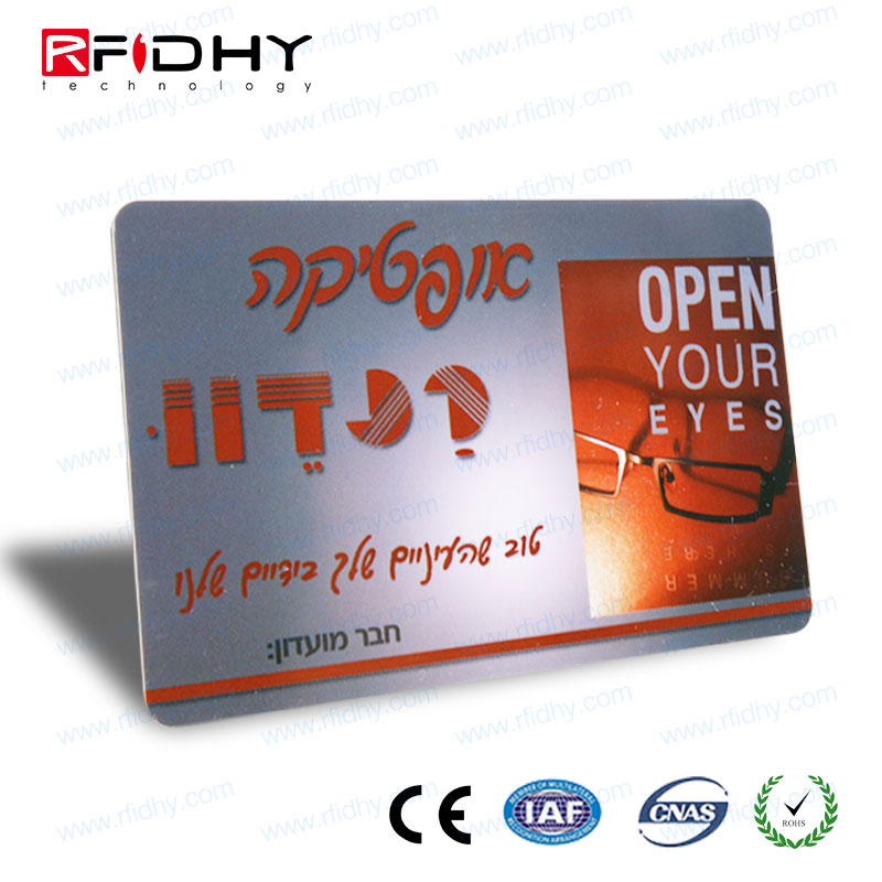 21 Years Experience Magentic Strip rfid gift card for door lock system