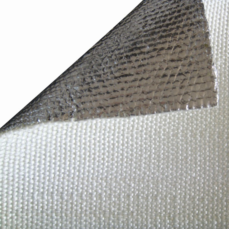 Woven Fabric With Aluminum Foil Roof Heat Insulation Material Thermal insulation board