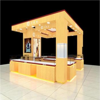 New Custom Modern Design Mdf Glass Jewelry Wall Showcase Display ...