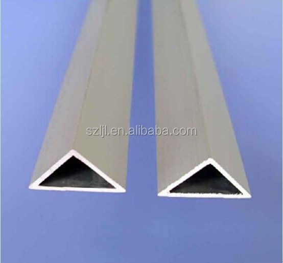 High Quality Cheap Custom Triangle Aluminum Extrusion