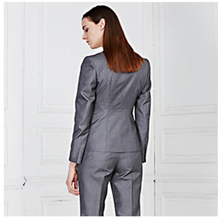 df9432efb51 Custom Western Formal Office Wear Ladies Office Work Suit - Buy ...