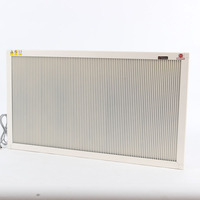 1400W wall-mounted rated FIR carbon fiber electric heater