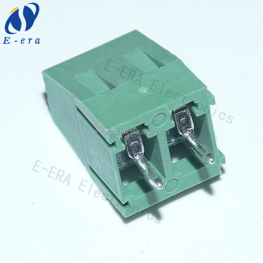 Electrical terminals 5.08mm 2pins Can be spliced cable terminal connector Made in china