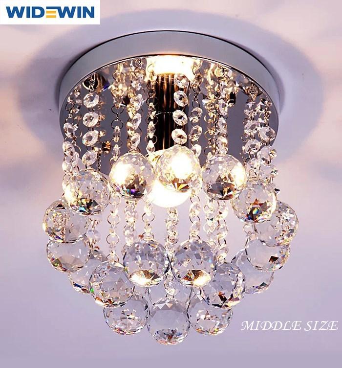 moderne kristallen hanglampen wijn glazen opknoping lamp led ...