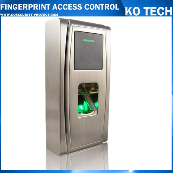 KO-AC300 Built-in Serial and Ethernet Ports Access Control Fngerprint System Security