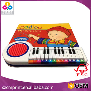 board book printing on demand, board book publishing, children sound book & reading pen