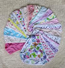 Dievčenské nohavičky s rôznymi vzormi cena za 12 ks z Aliexpress