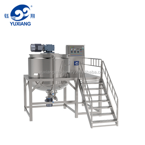 high speed homogenizer mixer liquid hand sanitizer making machine