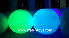 inflatable LED beach Ball for event and party,festive usage