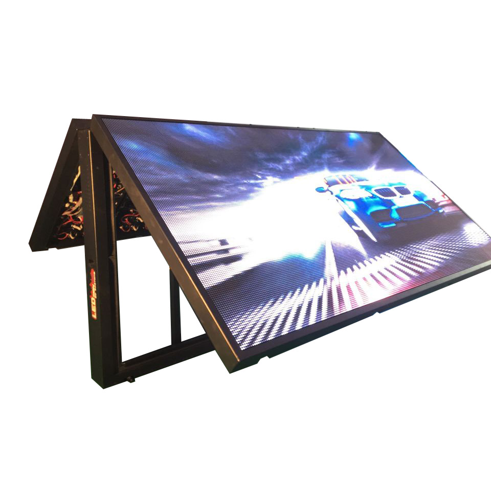 hd p8 big outdoor <strong>led</strong> front service P8 <strong>led</strong> with size 2560x1280mm(8x4ft)