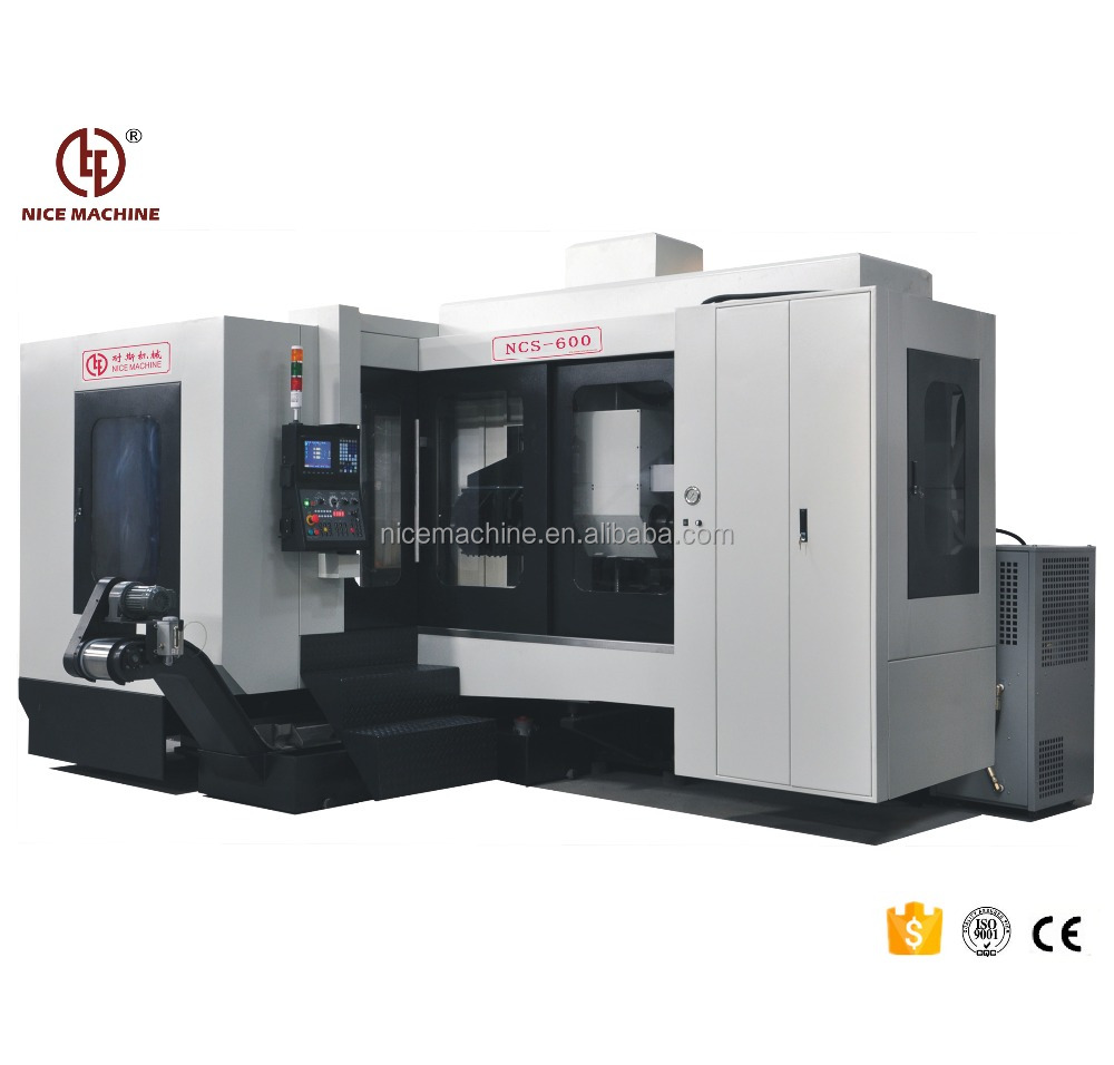 NCS Series Three-axis CNC Deep Hole Drilling Machine