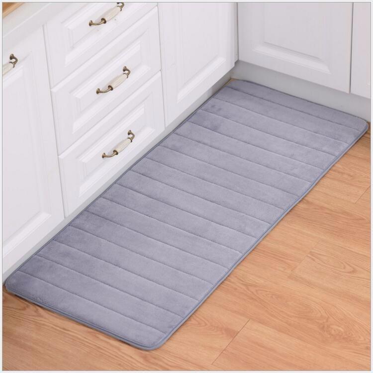 2PCS Set Carpet Coral Velvet Pad Carpet Floor Mat Carpet And Rug For  Bathroom Kitchen Non-slip Mat Door Carpet Mat Alfombras - us230 e203c7cbbbbe