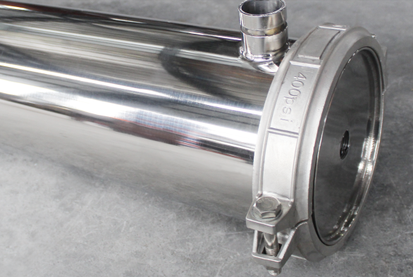 product-Ocpuritech-8 inch stainless steel pressure vessel ro membrane housing-img