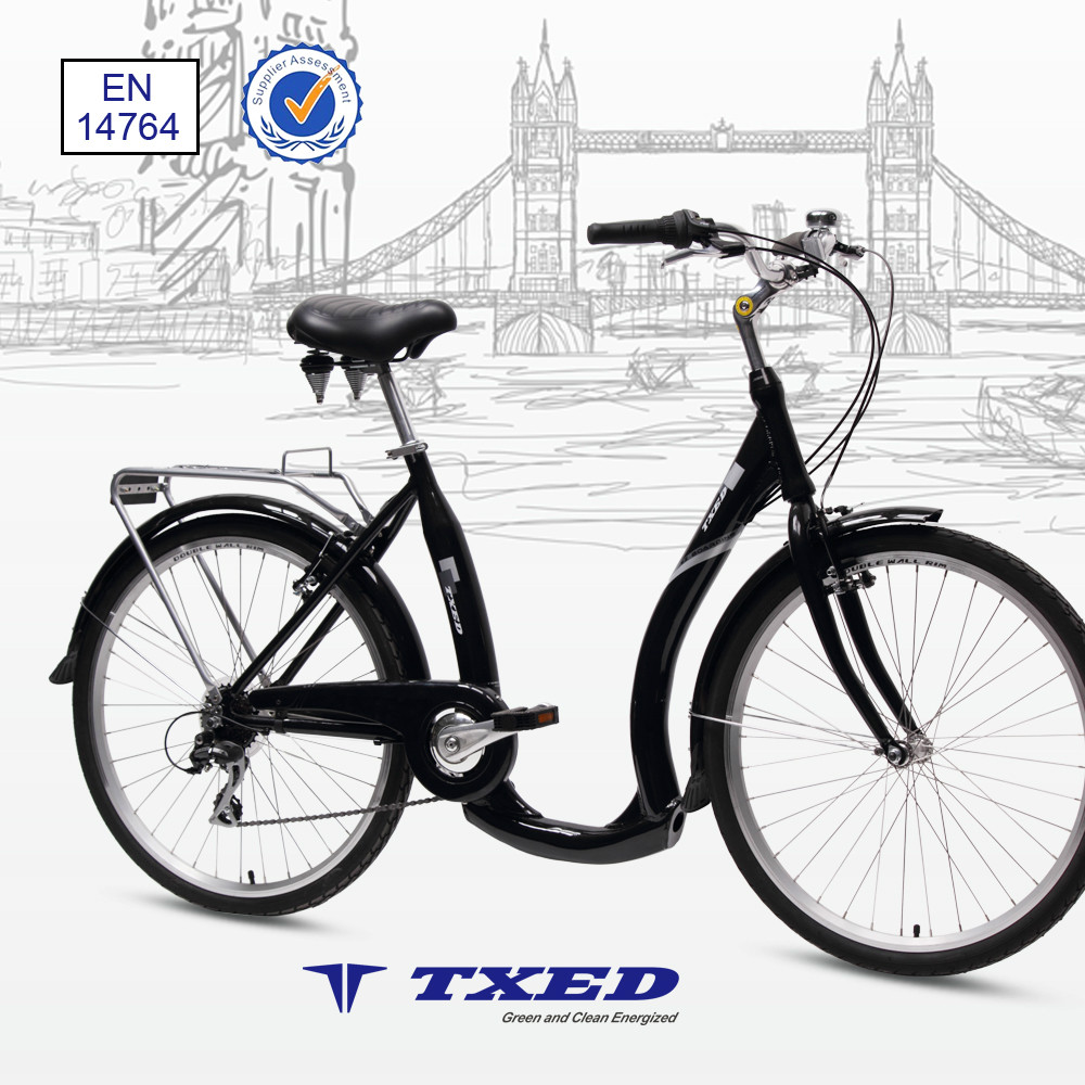 Trendy designed European style easy boarding <strong>bicycle</strong> for old people