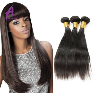 Top 8A Double Layers Unprocessed Virgin Human Virgin Hair Dye Virgin Hair Color Body Wave Mongolian Virgin Hair