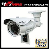 WETRANS High Definition Panasonic CMOS 2 Megapixel HD-SDI Camera Surveilance system