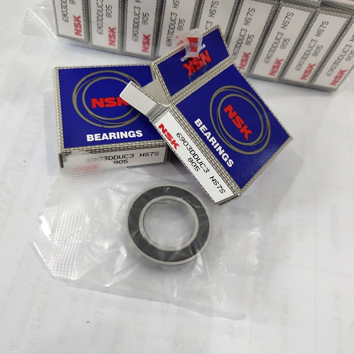 NSK 6801 ZZ Deep Groove Bearing 12x21x5mm