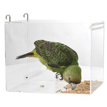 Made in China clear acrylic chinese bird cage
