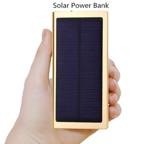 18650 battery solar power bank 10000mah,High Conversion Rate solar power bank charger