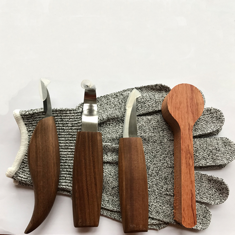 12 PCS Hand Made Tool Professional Wood Carving Tool for Beginner