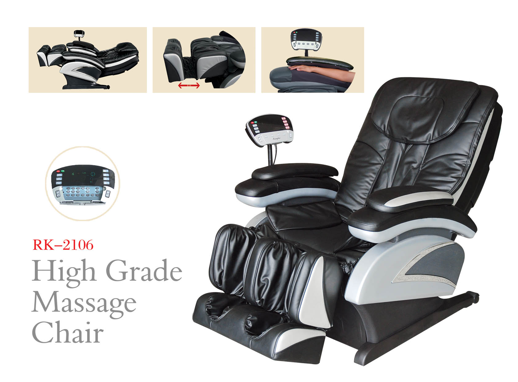Rk 2106g American Style Cheap Massage Chair Buy Massage Chair