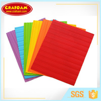 Bulk rubber eva foam sheet factory wholesale