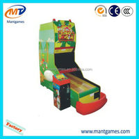 Super quality Fancy Bowling/cheapest multi amusement ticket game machine