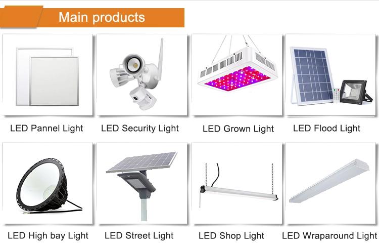2FT 165 W LED Intégré Linéaire Luminaire Dimmable Accrochant Entrepôt Industriel LED linéaire haute baie lumière