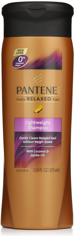 Pantene Pro-V Truly Relaxed Hair Lightweight Shampoo 12.6 Fl Oz