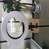 Big colors CY-18 Photo Studio Ring Light LED Video Lamp Photographic 480LED Digital Lights black Bi-color ring light