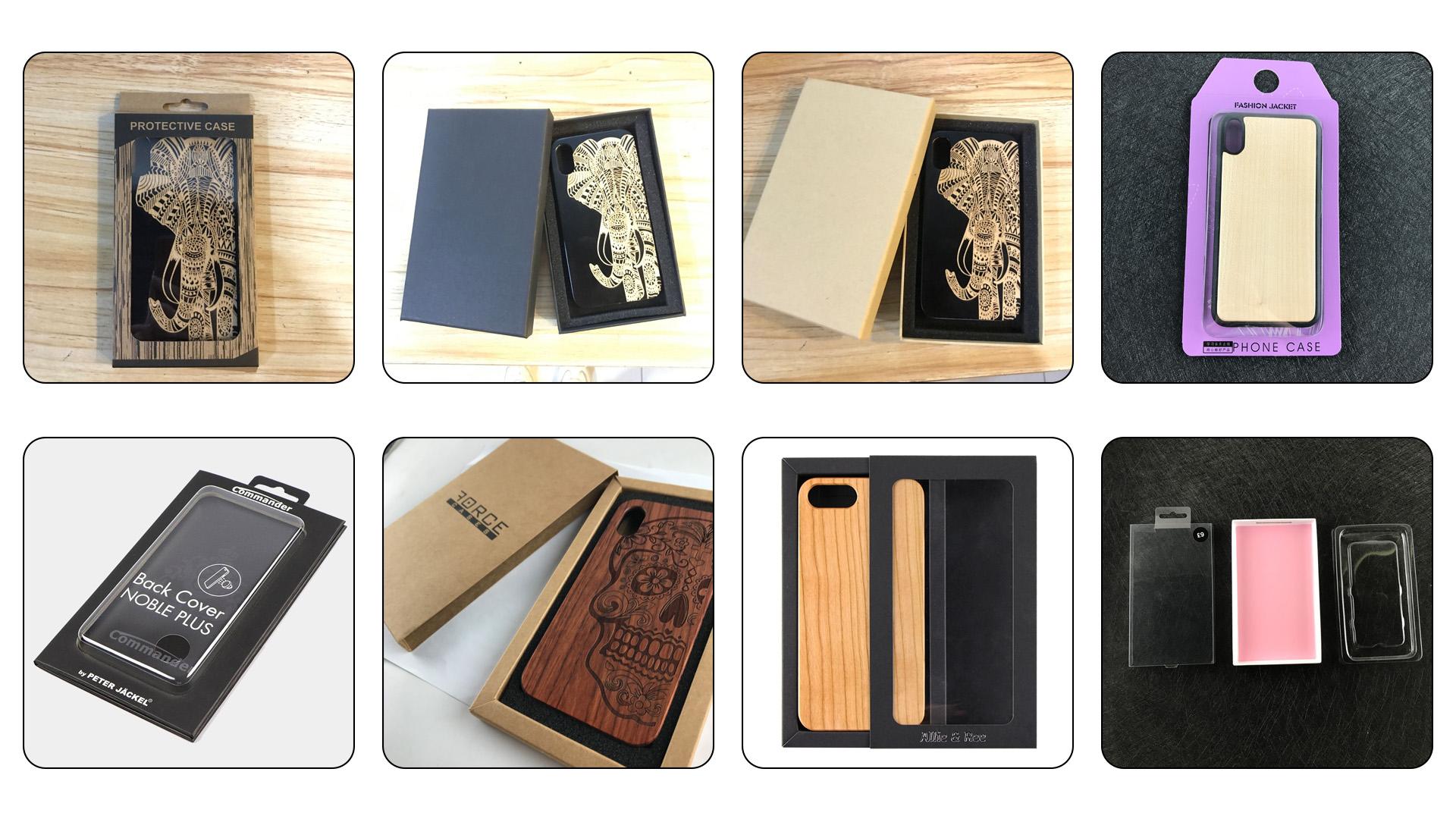 Kersenhout Graveren Case Solid PC Metalen Cover Mobiele Telefoon Accessoire Voor iPhone 7 Plus