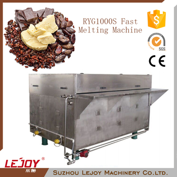 The Most Cost-Effective High Capacity Chocolate Melter Tank