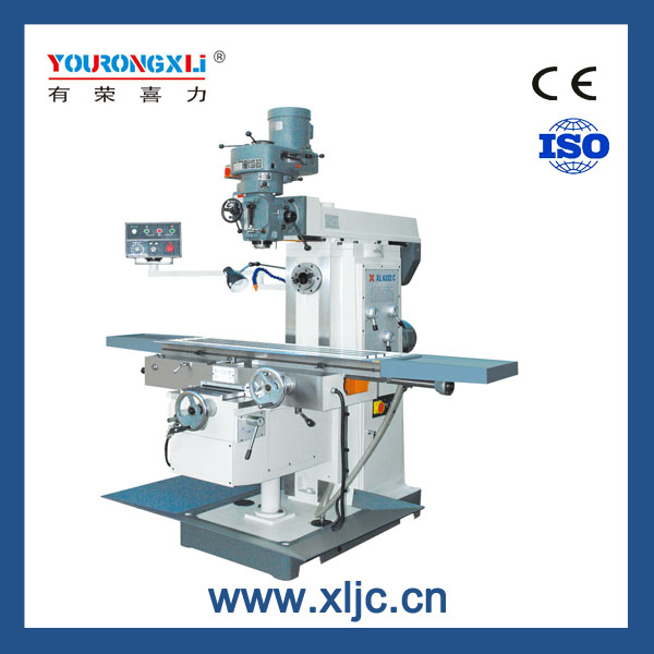 XL6332 Multifunctional turret mill/drill