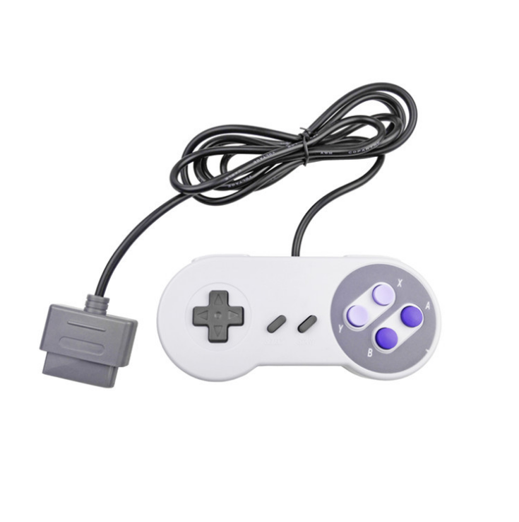 for Super Nintendo Console Wired <strong>Controller</strong> for SNES Console Gamepad