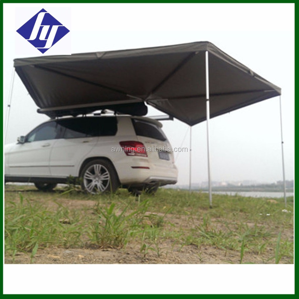 2017 new 4WD Awning/Waterproof 4x4 accessory Awning/4WD offroad expandable shelter