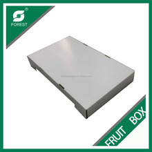 3 LAYERS STRONG FRUIT TRAY BOX