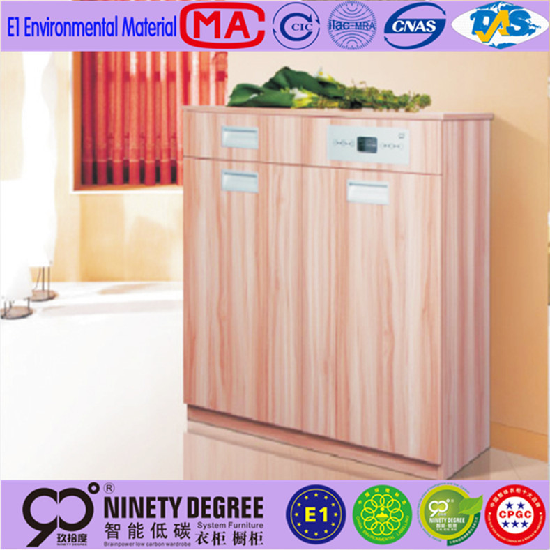 with branded logo intelligent electronic shoes cabinet