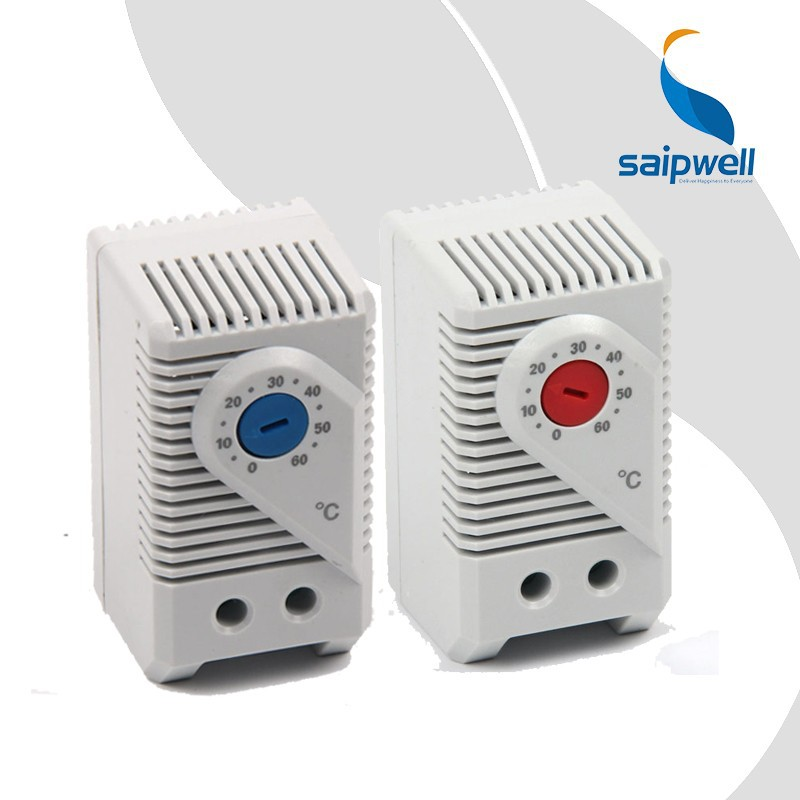 Saip/Saipwell Enclosure Temperature Controller Cabinet Thermostat Made in China Best Price Mechanical Temperature Instruments