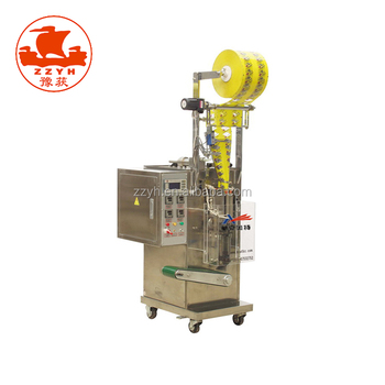 DXDY araluu12vv automatic liquid filling machine