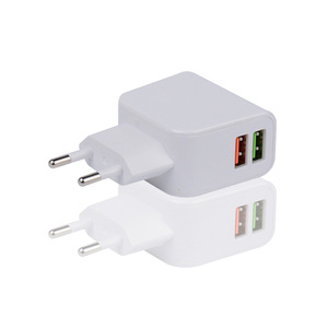 quick charge smartphone usb 3.1a charger travel ac wall charger adapter