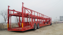 factory make auto trailer chassis with good steel making