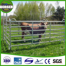 wholesale Australia portable galvanized used cattle metal livestock panels