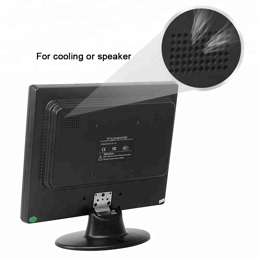 tft lcd color tv monitor