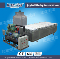 Guangdong Ice block machine for concrete use