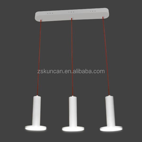 2016 Modern Single Line Pendant Kitchen Lighting