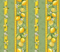 French Table Cloths. ProvenceCitron