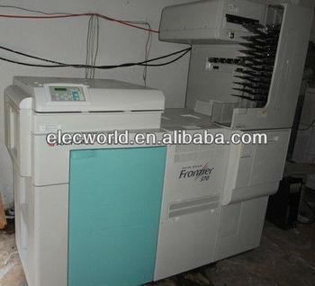 Frontier printers case