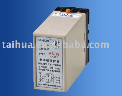 three phase sequence protective relay