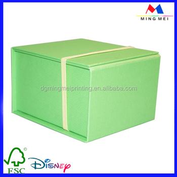 Disesuaikan Desain Jam Tangan Kertas Kotak Gelang Hadiah Kotak dengan Putih  Sarung Bantal 3815d445b3