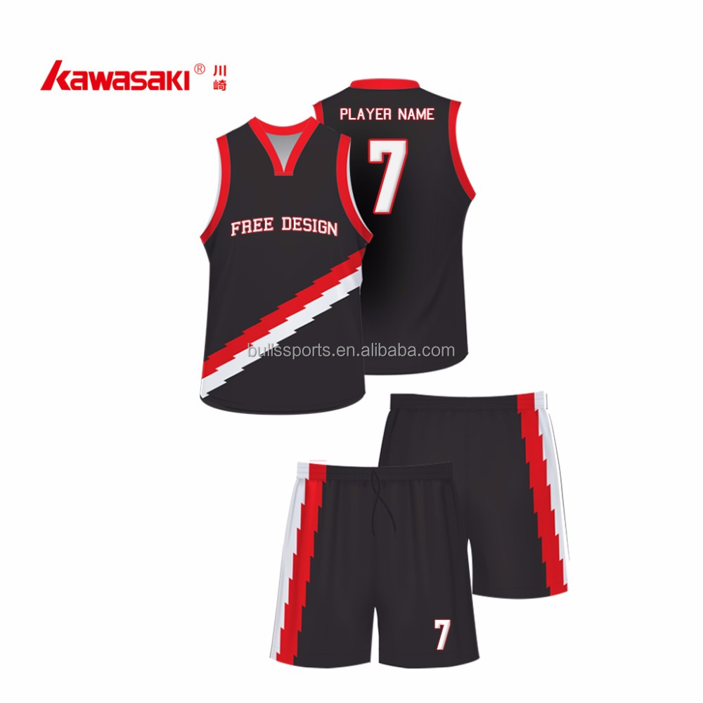 Top level Supreme Quality kids basketball uniforms custom